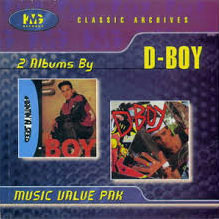 KMG - D-Boy
