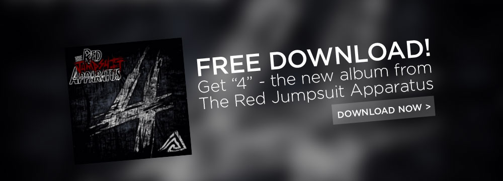 Download '4' from The Red Jumpsuit Apparatus